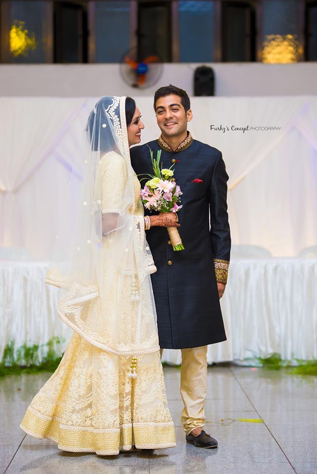 Wedding of Zain & Shabana